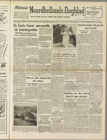 Nieuw Noordhollandsch Dagblad : voor Alkmaar en omgeving 1950-12-21