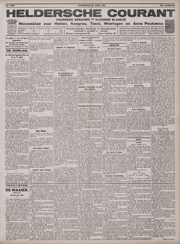 Heldersche Courant 1915-04-29