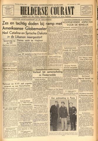 Heldersche Courant 1952-12-22