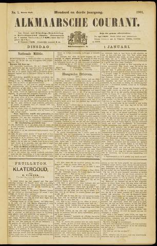 Alkmaarsche Courant 1901-01-01