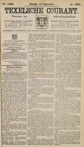 Texelsche Courant 1901-09-15