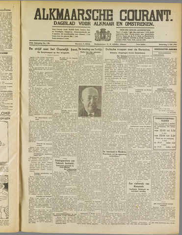 Alkmaarsche Courant 1941-07-05