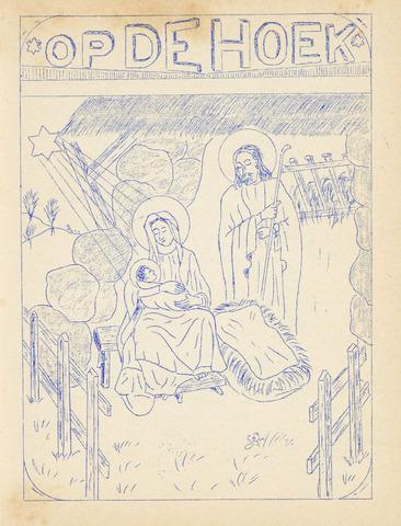 Op De Hoek, weekblad voor Akersloot 1955-12-24