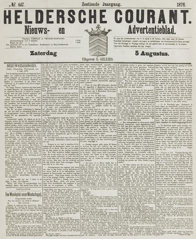 Heldersche Courant 1876-08-05