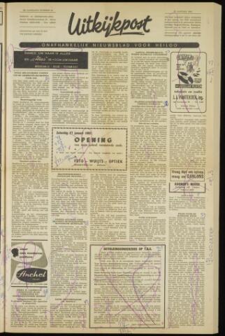 Uitkijkpost : nieuwsblad voor Heiloo e.o. 1962-01-25