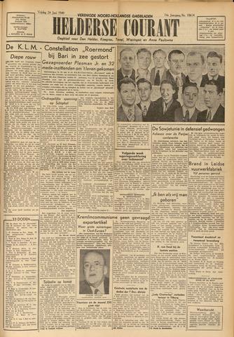 Heldersche Courant 1949-06-24
