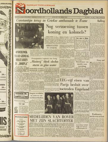 Noordhollands Dagblad : dagblad voor Alkmaar en omgeving 1967-12-15