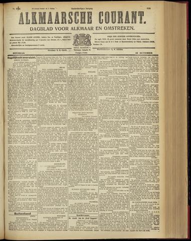 Alkmaarsche Courant 1928-10-16