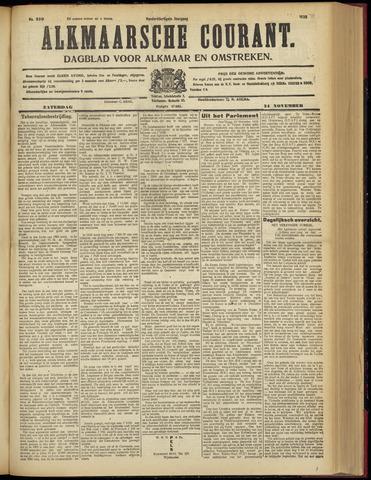 Alkmaarsche Courant 1928-11-24