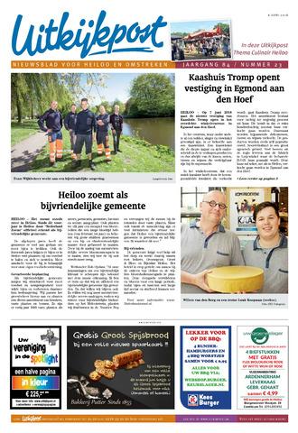 Uitkijkpost : nieuwsblad voor Heiloo e.o. 2018-06-06