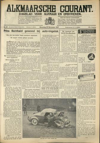 Alkmaarsche Courant 1937-11-29