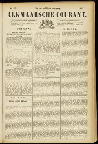 Alkmaarsche Courant 1882-03-15