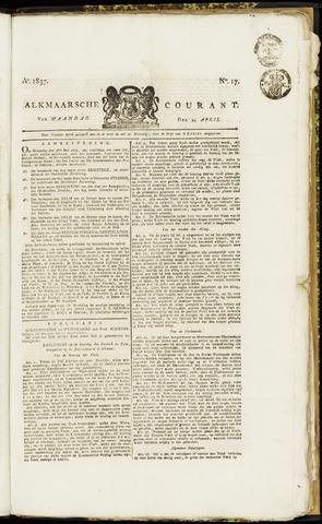 Alkmaarsche Courant 1837-04-24