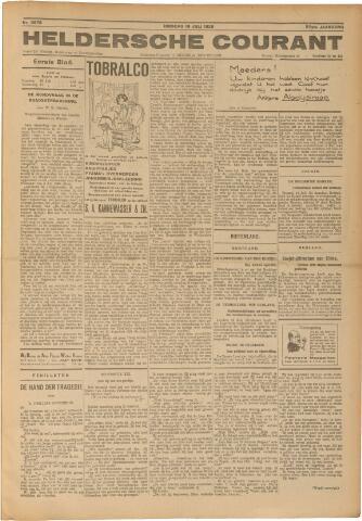 Heldersche Courant 1929-07-16