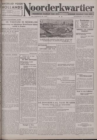 Dagblad voor Hollands Noorderkwartier 1941-10-30