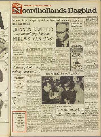 Noordhollands Dagblad : dagblad voor Alkmaar en omgeving 1968-10-31