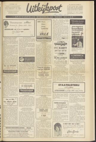 Uitkijkpost : nieuwsblad voor Heiloo e.o. 1969-09-03
