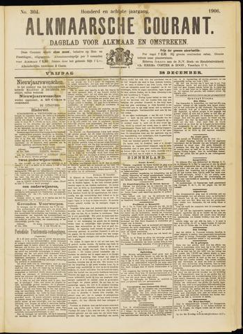 Alkmaarsche Courant 1906-12-28