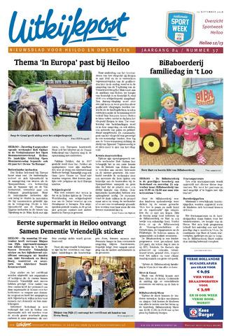 Uitkijkpost : nieuwsblad voor Heiloo e.o. 2018-09-12