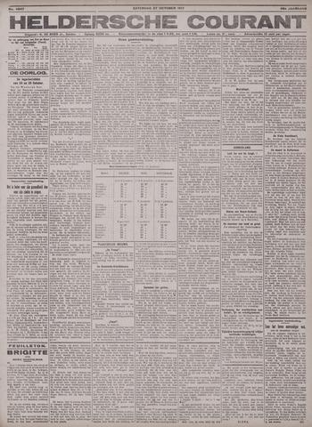 Heldersche Courant 1917-10-27