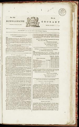 Alkmaarsche Courant 1822-05-28