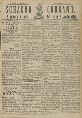 Schager Courant 1911-03-15
