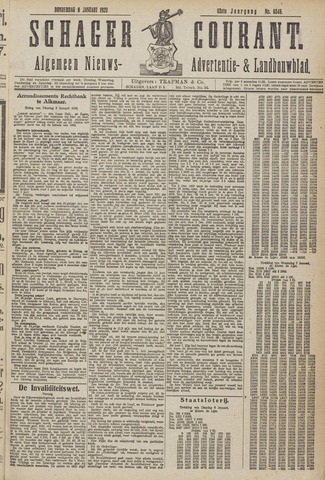 Schager Courant 1920-01-08