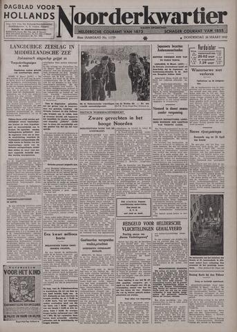Dagblad voor Hollands Noorderkwartier 1942-03-26