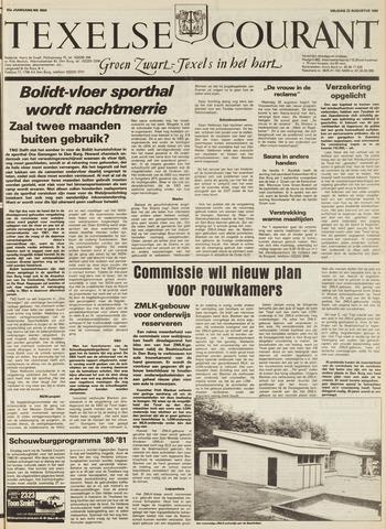 Texelsche Courant 1980-08-22