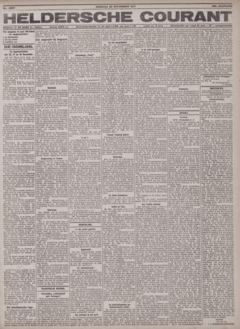 Heldersche Courant 1917-11-20
