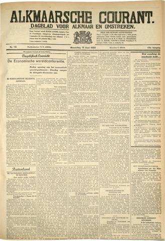 Alkmaarsche Courant 1933-06-12