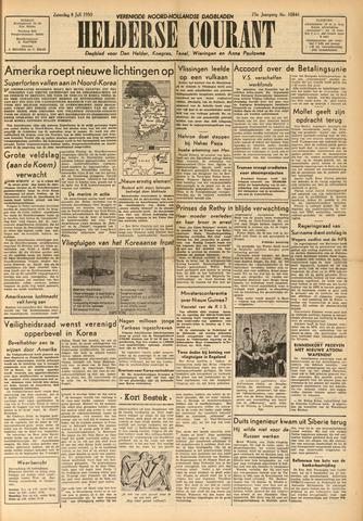 Heldersche Courant 1950-07-08