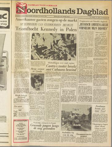 Noordhollands Dagblad : dagblad voor Alkmaar en omgeving 1964-06-30