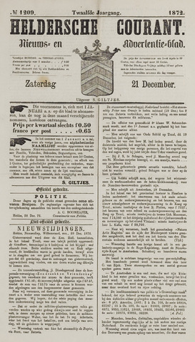 Heldersche Courant 1872-12-21