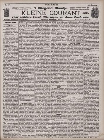 Vliegend blaadje : nieuws- en advertentiebode voor Den Helder 1913-05-03