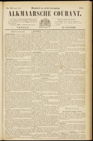 Alkmaarsche Courant 1899-10-20