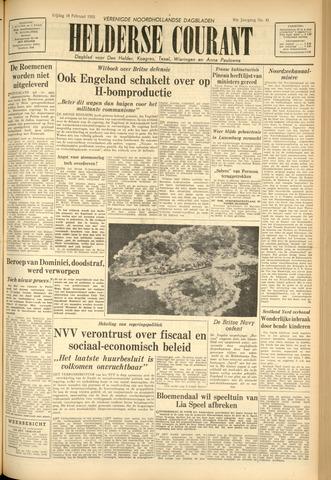Heldersche Courant 1955-02-18