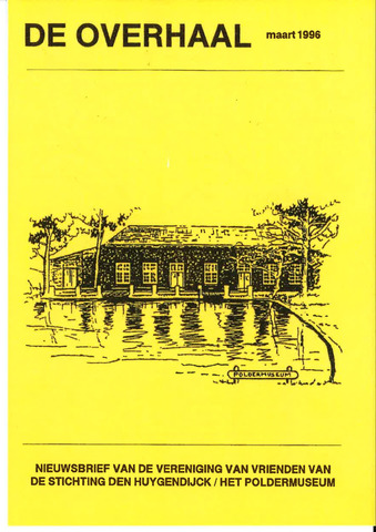 De Overhaal: historisch magazine Heerhugowaard 1996-03-01
