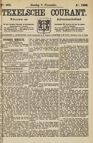 Texelsche Courant 1896-11-08