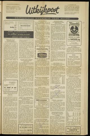 Uitkijkpost : nieuwsblad voor Heiloo e.o. 1961-08-10