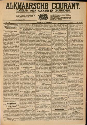 Alkmaarsche Courant 1930-07-04