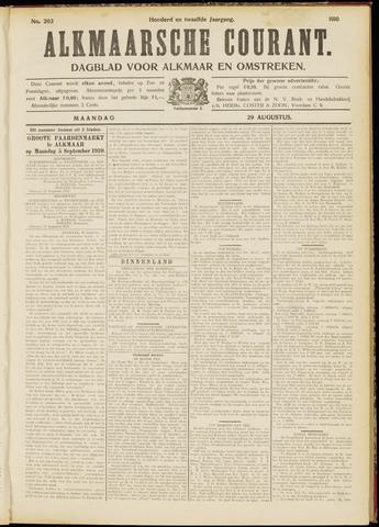 Alkmaarsche Courant 1910-08-29