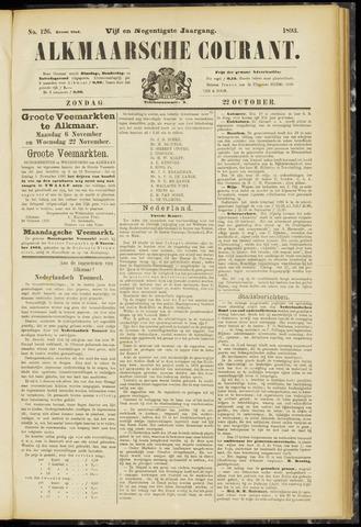 Alkmaarsche Courant 1893-10-22