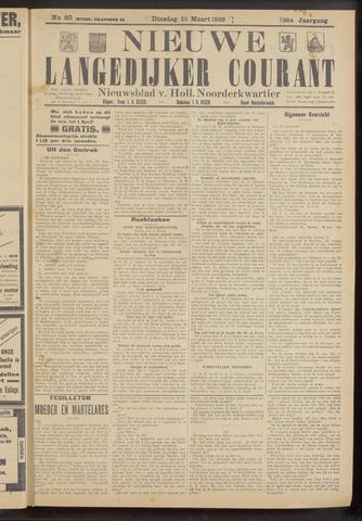 Nieuwe Langedijker Courant 1929-03-12