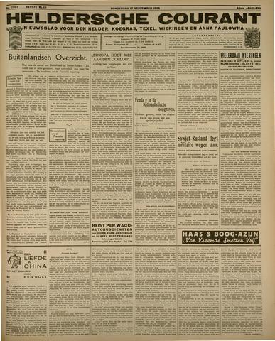 Heldersche Courant 1936-09-17