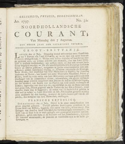 Noordhollandsche Courant 1797-08-07