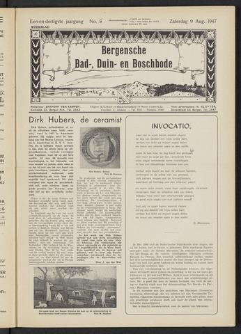 Bergensche bad-, duin- en boschbode 1947-08-09
