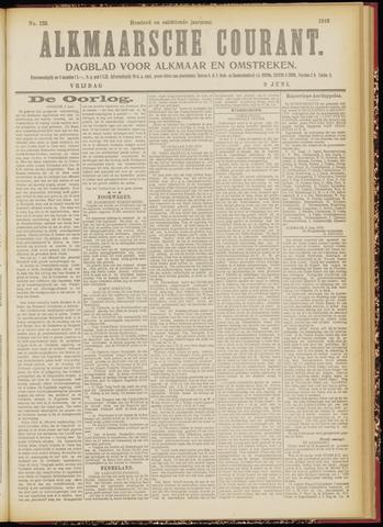 Alkmaarsche Courant 1916-06-09