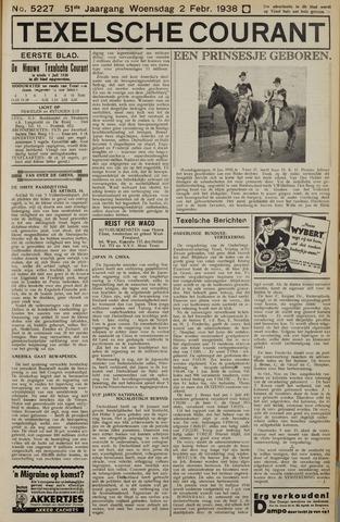 Texelsche Courant 1938-02-02