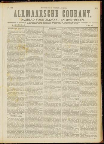 Alkmaarsche Courant 1919-06-19